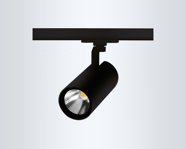 Tracklight Acces COB Plus Noir